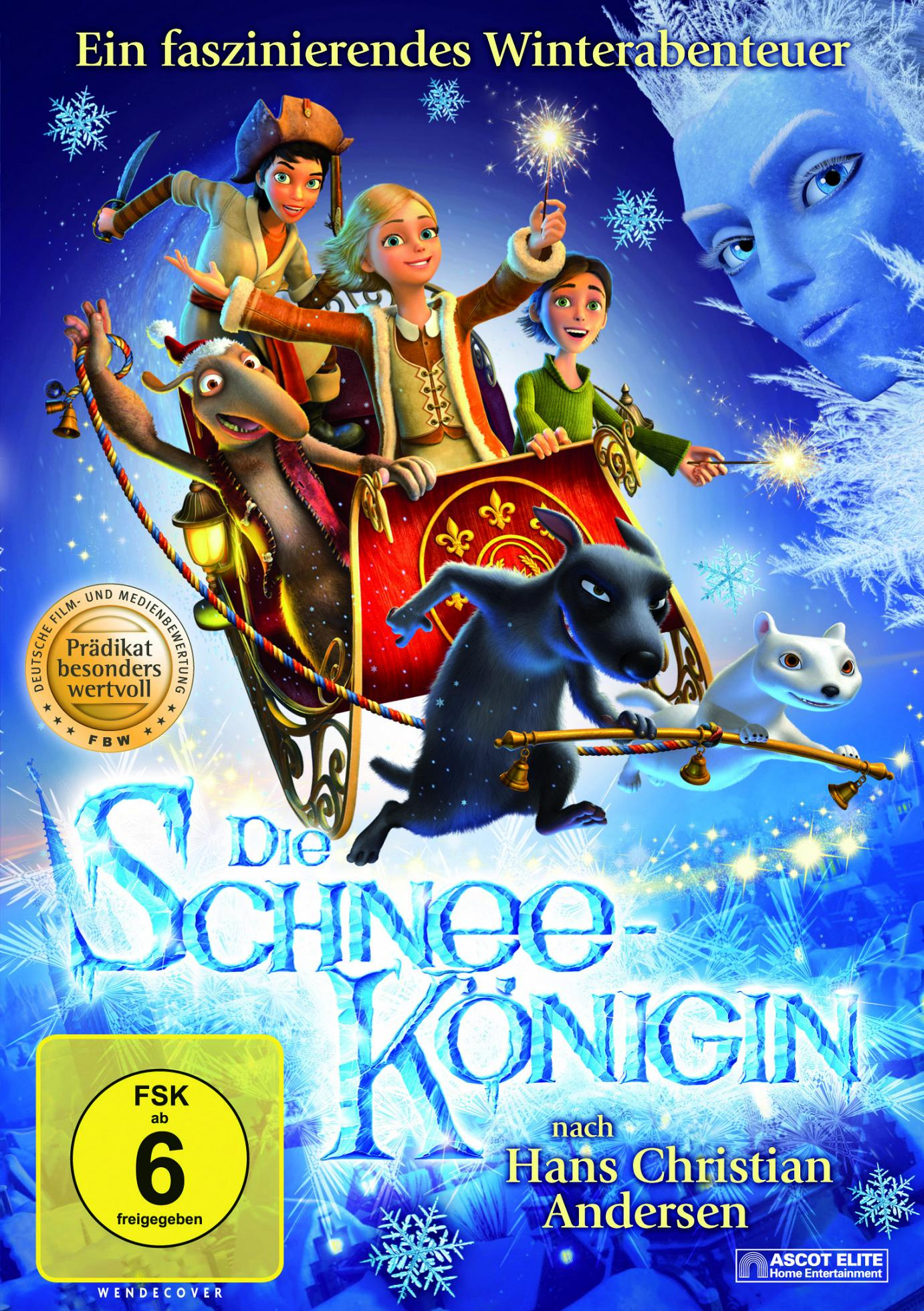 Film Schneekönigin