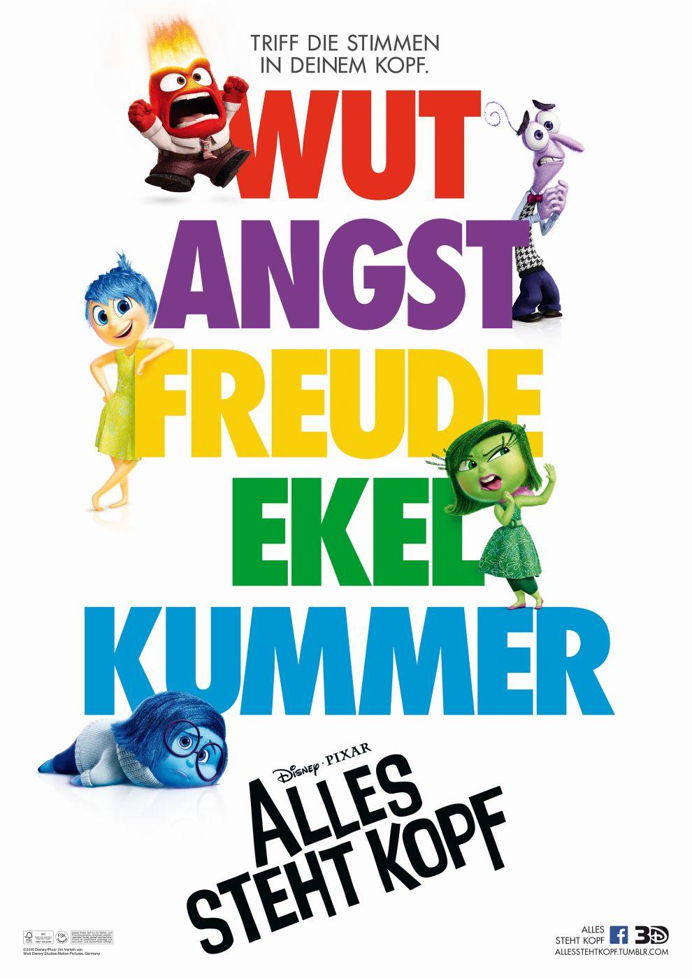Alles Steht Kopf Deutsch Ganzer Film