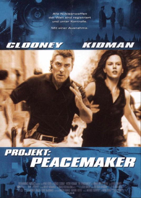 Projekt Peacemaker Imdb
