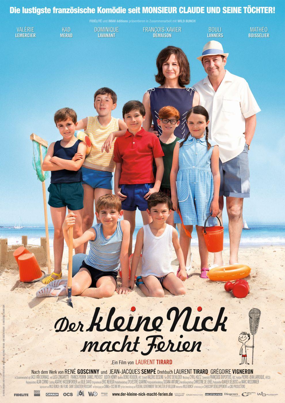 der kleine nick macht ferien ganzer film deutsch