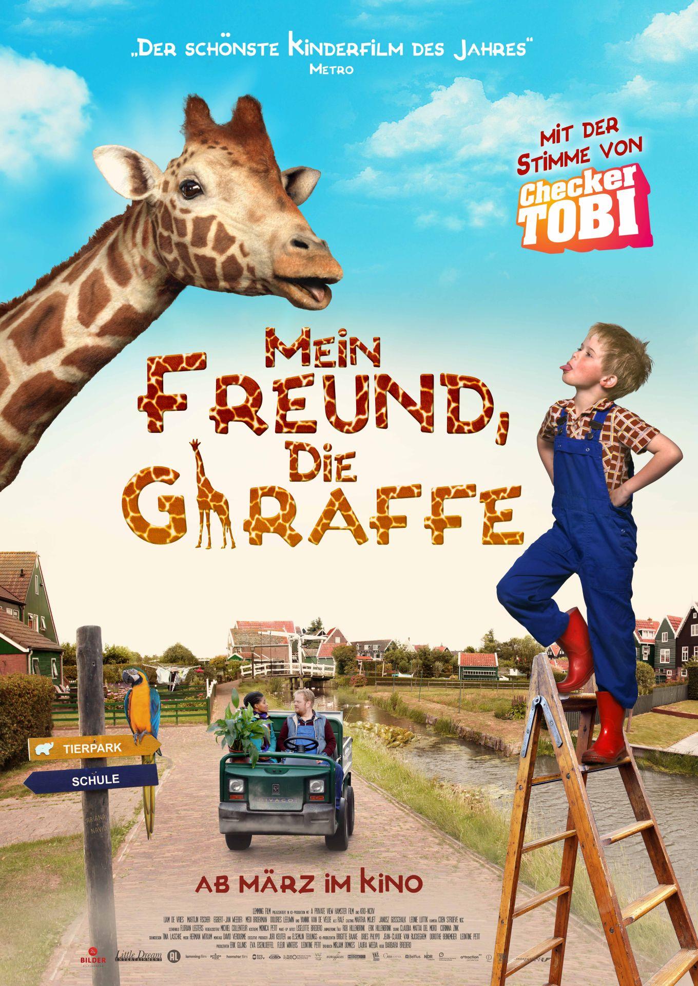 Film » Mein Freund, die Giraffe | Deutsche Filmbewertung