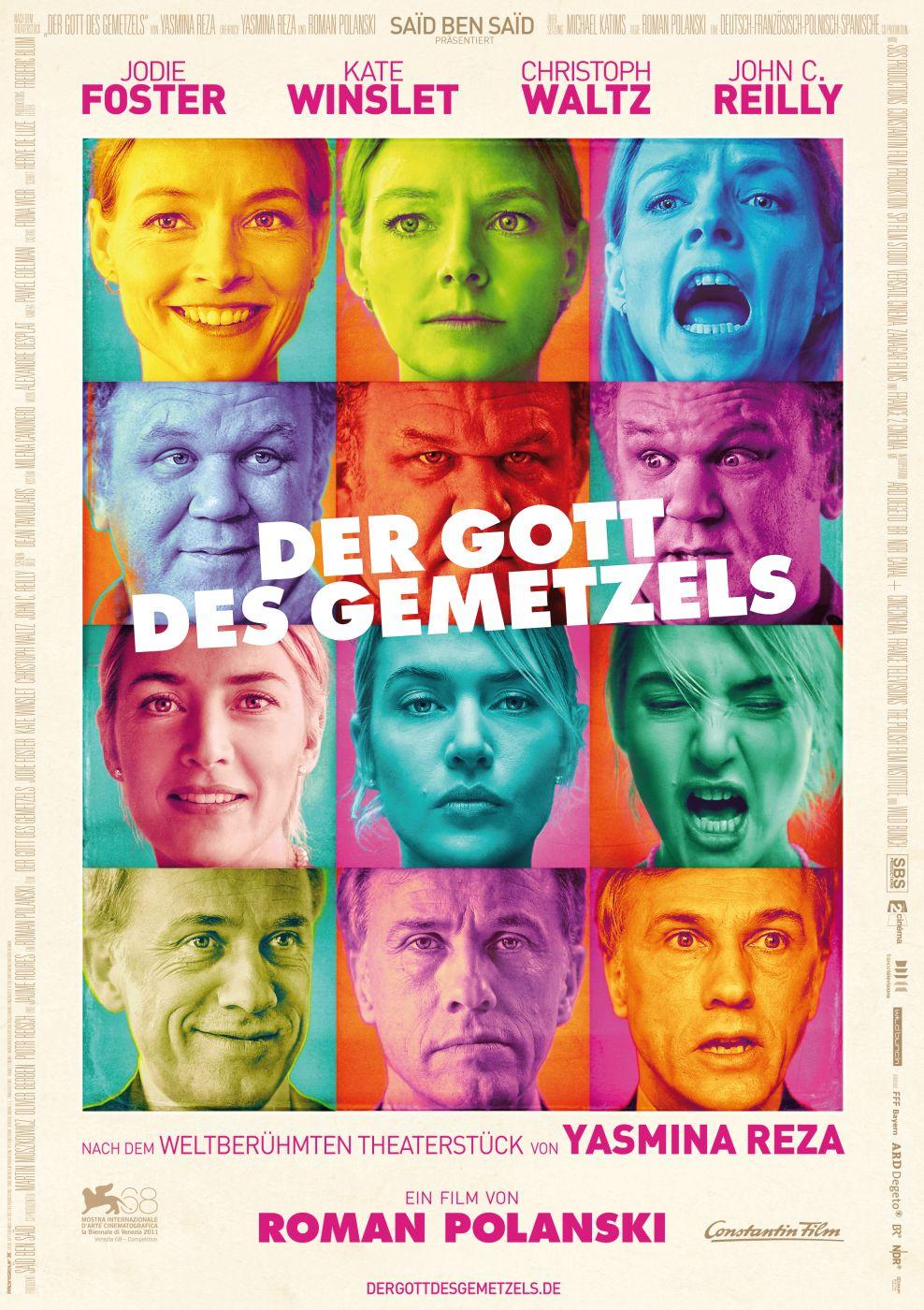 Der Gott Des Gemetzels Film