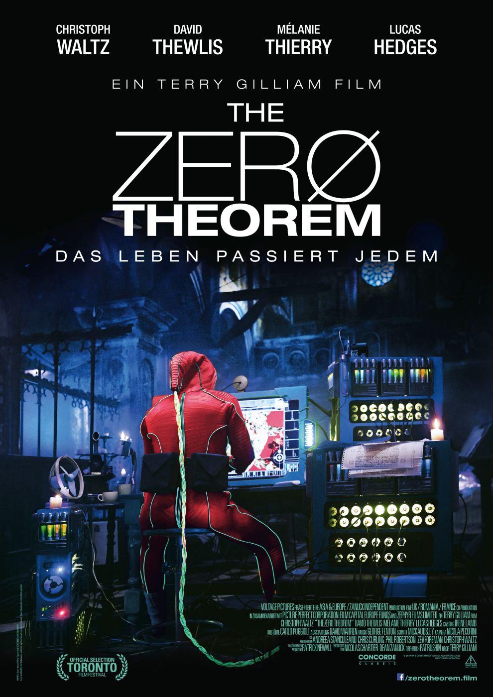 Film » The Zero Theorem | Deutsche Filmbewertung und ...