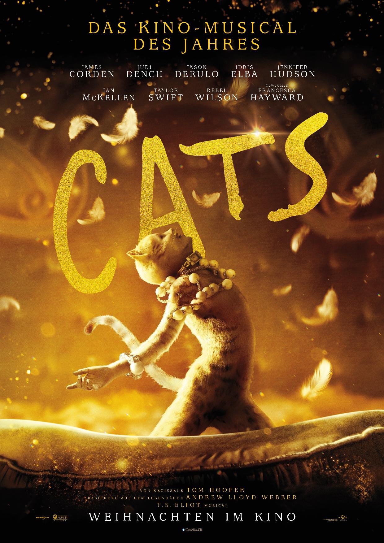 Cats Film Deutsche Stimmen