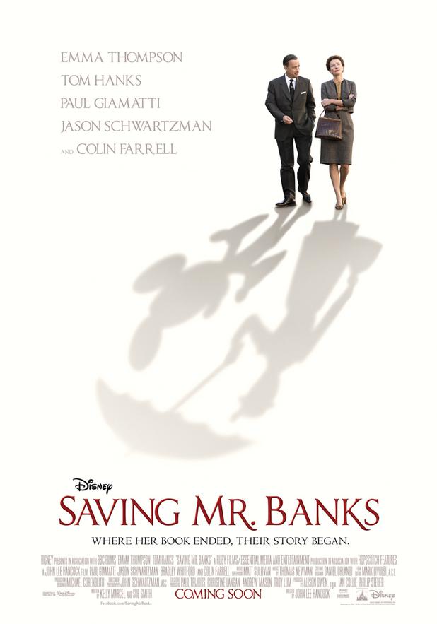 Film » Saving Mr. Banks   Deutsche Filmbewertung und Medienbewertung FBW