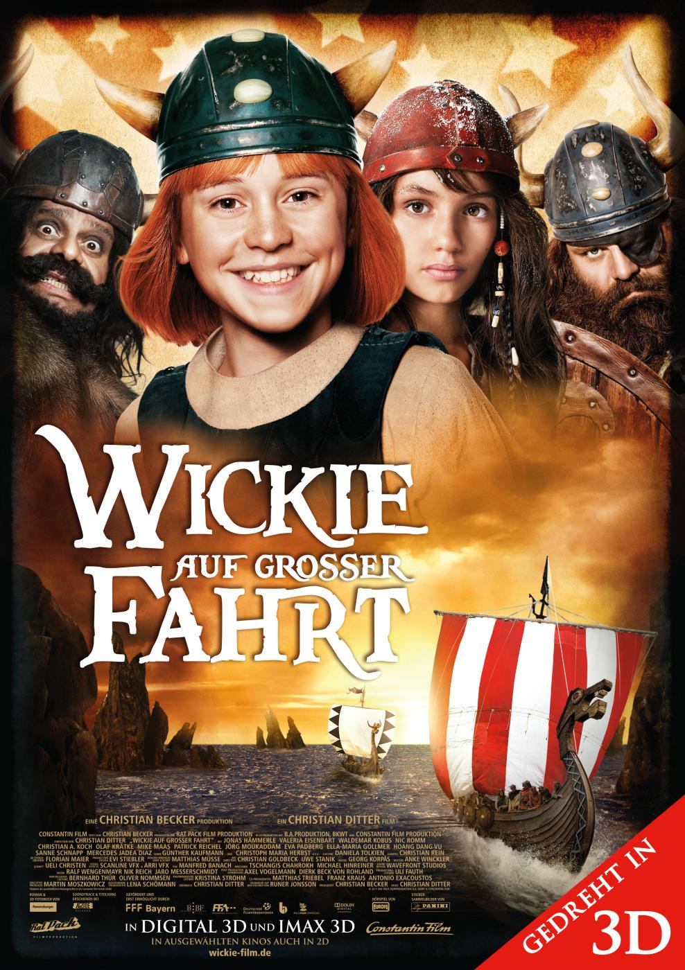 Wickie Film