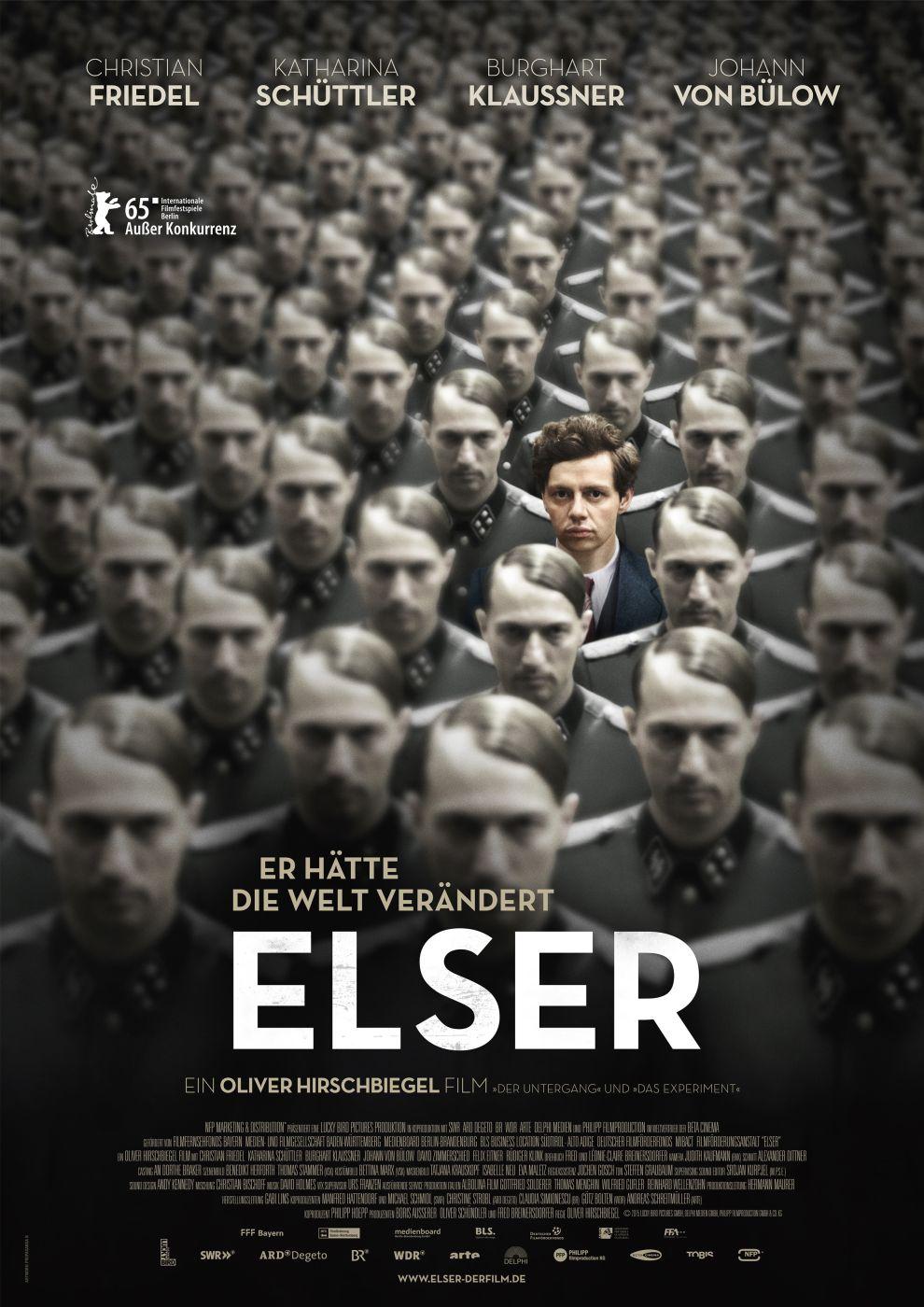 Elser – Er Hätte Die Welt Verändert