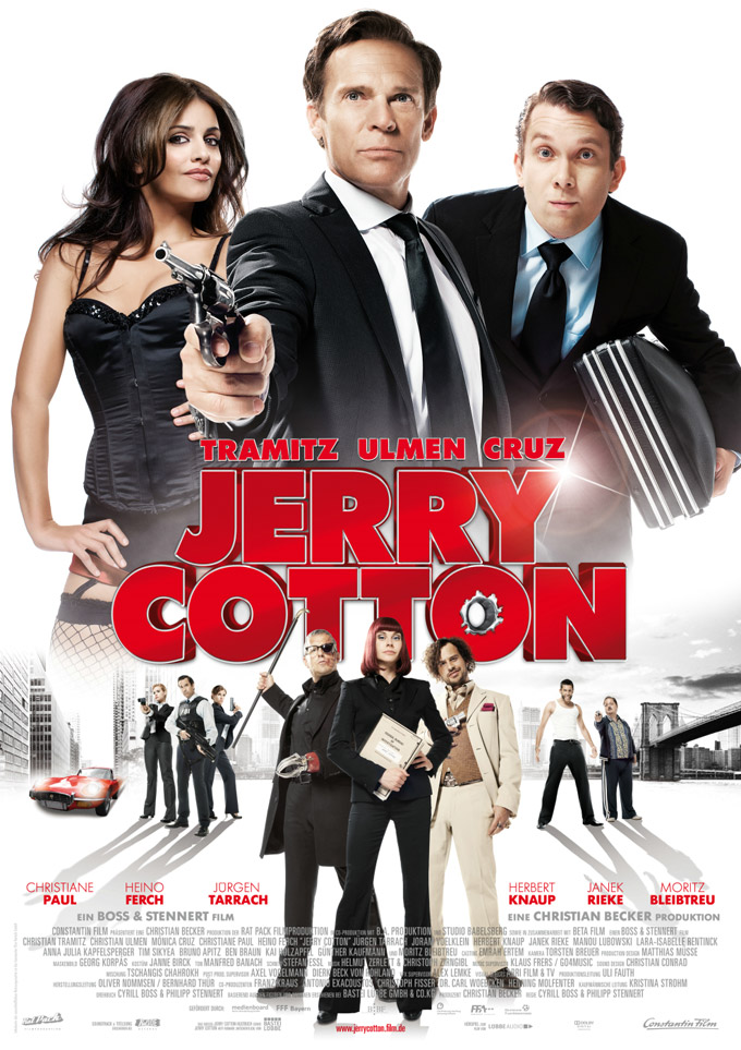 Jerry Cotton (Film)