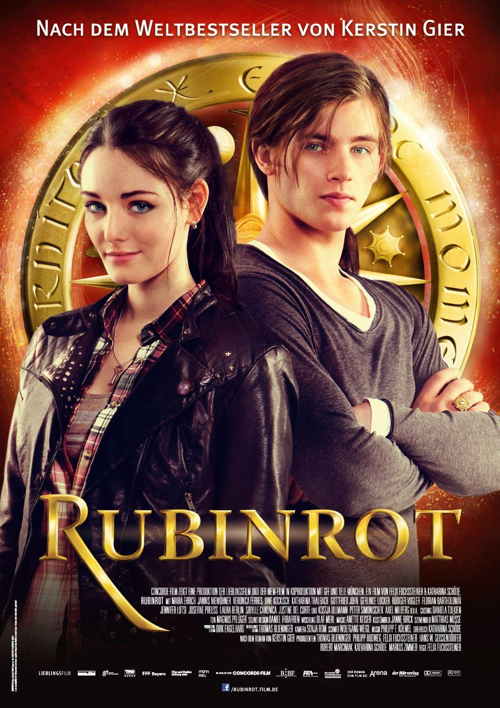 Rubinrot Deutsch Ganzer Film