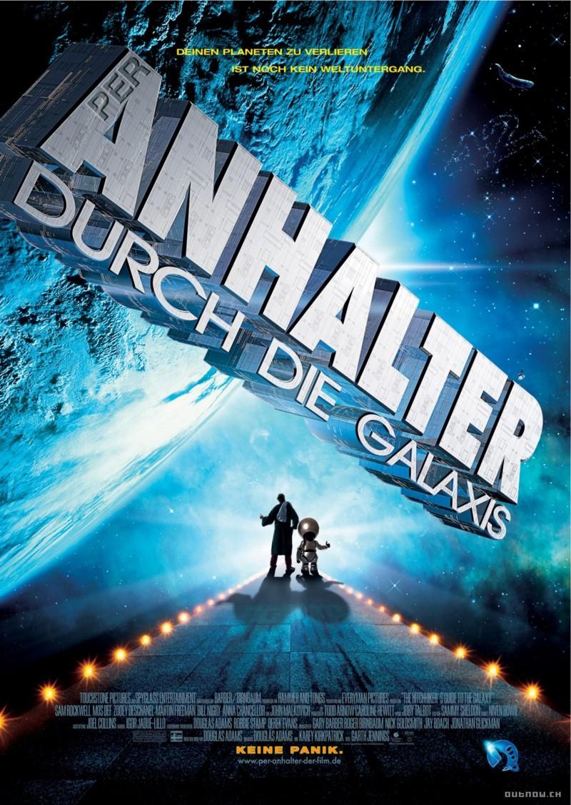 Per Anhalter Durch Die Galaxis Film