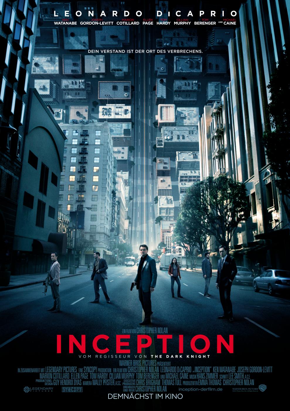 Inception Deutsch