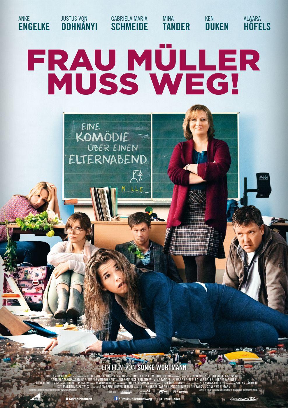 Film Frau Müller Muss Weg