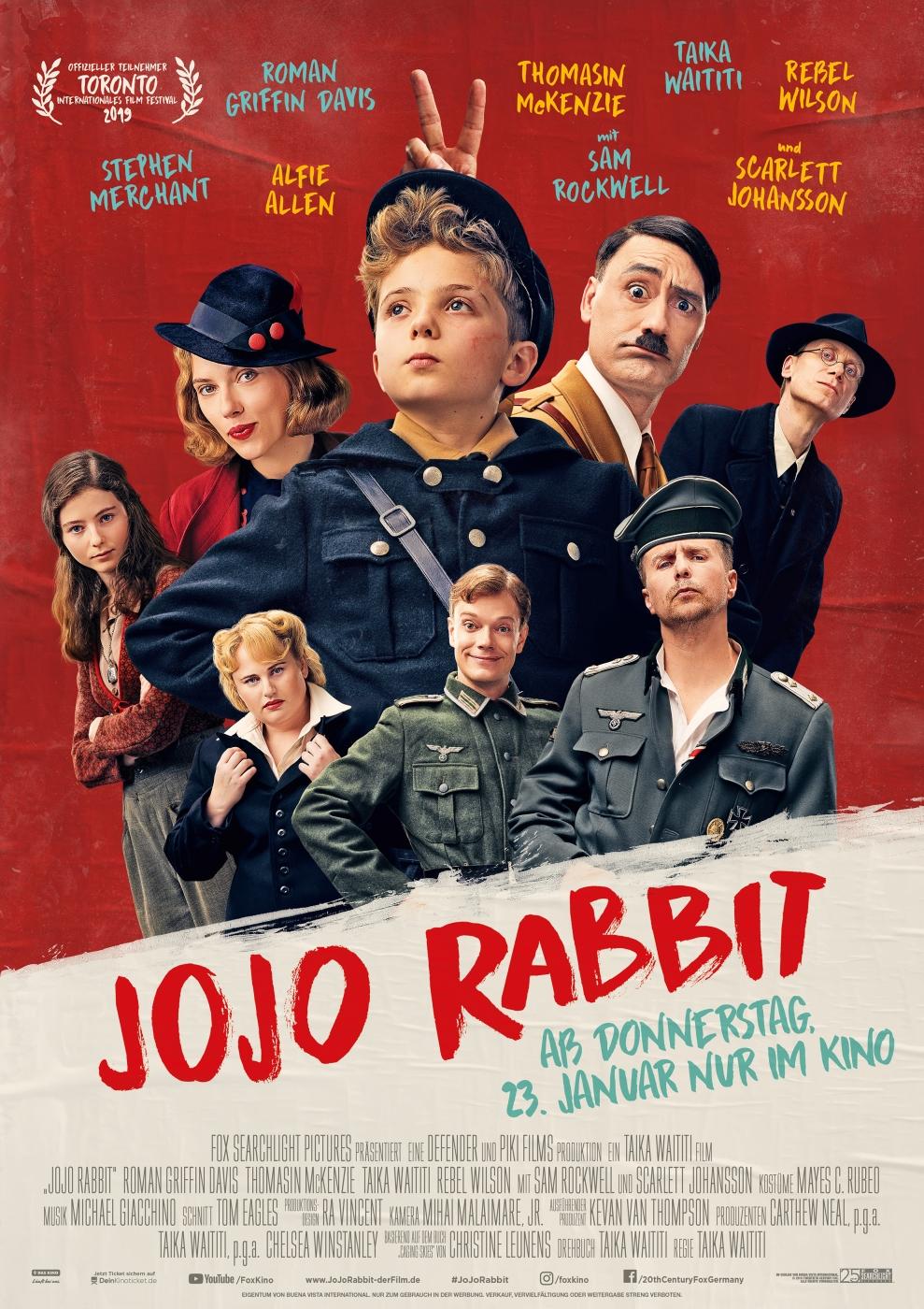 Jojo Rabbit Deutschland
